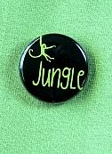 Black jungle button