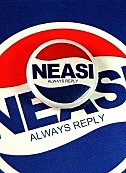 Neasi button